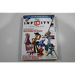DISNEY INFINITY: 2014 REVISED EDITION OFFICIAL GAME GUIDE (PRIMA GAMES)