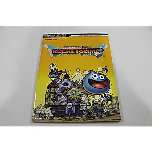 DRAGON QUEST HEROES: ROCKET SLIME OFFICIAL STRATEGY GUIDE (BRADY GAMES)