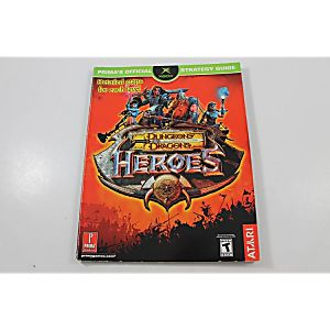 DUNGEONS AND DRAGONS: HEROES OFFICIAL STRATEGY GUIDE (PRIMA GAMES)