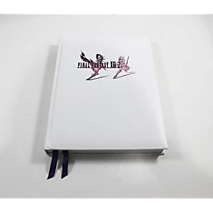 Final fantasy xiii-2 complete official guide collector's edition.