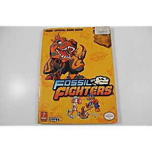 FOSSIL FIGHTERS OFFICIAL GAME GUIDE (PRIMA GAMES)