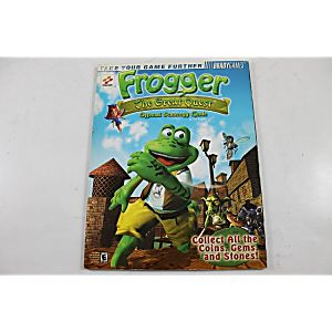 FROGGER: THE GREAT QUEST OFFICIAL STRATEGY GUIDE (BRADY GAMES)