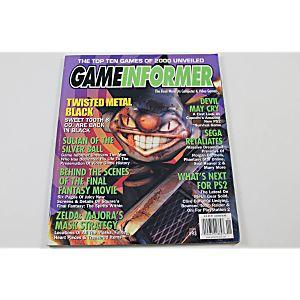 Game Informer #93: Twisted Metal Black