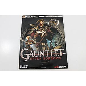GAUNTLET: SEVEN SORROWS OFFICIAL STRATEGY GUIDE (BRADY GAMES)