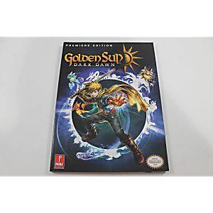 GOLDEN SUN: DARK DAWN PREMIERE EDITION STRATEGY GUIDE (PRIMA GAMES)