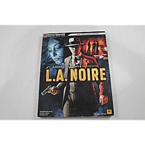 L.A. NOIRE SIGNATURE SERIES GUIDE (BRADY GAMES)