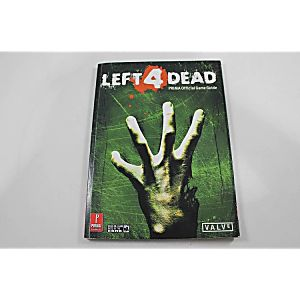 LEFT 4 DEAD OFFICIAL GAME GUIDE (PRIMA GAMES)