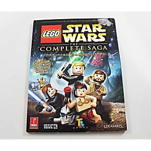 LEGO STAR WARS: THE COMPLETE SAGA OFFICIAL GAME GUIDE (PRIMA GAMES)