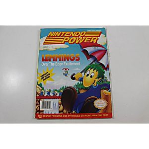 NINTENDO POWER: LEMMINGS VOLUME 37