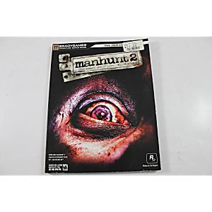 MANHUNT 2 SIGNATURE SERIES GUIDE (BRADY GAMES)