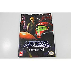 METROID OTHER M PREMIERE EDITION STRATEGY GUIDE (PRIMA GAMES)
