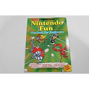 MORE NINTENDO FUN: THE BOOK FOR BEGINNERS (CONSUMER GUIDE)