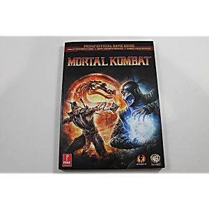 MORTAL KOMBAT OFFICIAL GAME GUIDE (PRIMA GAMES)