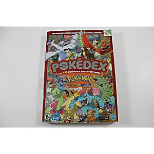 POKEMON HEARTGOLD & SOULSILVER VERSION VOL 2: OFFICIAL POKEMON KANTO GUIDE & NATIONAL POKEDEX