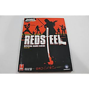 RED STEEL OFFICIAL GAME GUIDE (PRIMA GAMES)