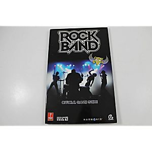 ROCK BAND OFFICIAL GAME GUIDE (PRIMA GAMES)