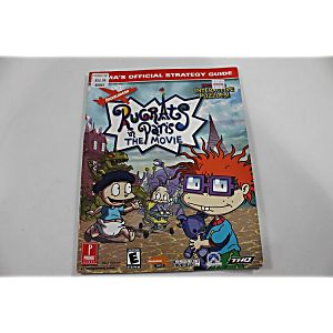 RUGRATS IN PARIS THE MOVIE OFFICIAL STRATEGY GUIDE (PRIMA GAMES)