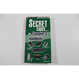 SECRET CODES FOR CONSOLES & HANDHELDS 2007 (BRADY GAMES)