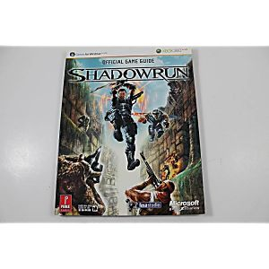 SHADOWRUN OFFICIAL GAME GUIDE (PRIMA GAMES)