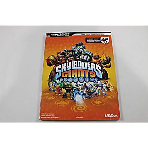 SKYLANDERS: GIANTS OFFICIAL STRATEGY GUIDE (BRADY GAMES)