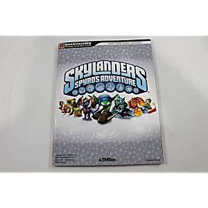 SKYLANDERS: SPYRO'S ADVENTURE OFFICIAL STRATEGY GUIDE (BRADY GAMES)