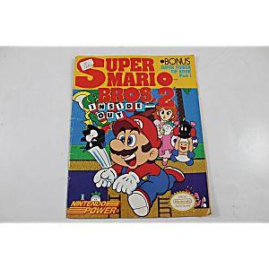 SUPER MARIO BROS  2 BONUS SUPER POWER TIP BOOK PART 1 (NINTENDO POWER)