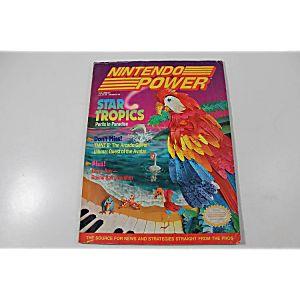 NINTENDO POWER: STAR TROPICS VOLUME 21
