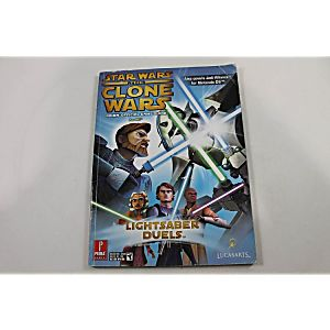 STAR WARS THE CLONE WARS: LIGHTSABER DUELS + JEDI ALLIANCE OFFICIAL GAME GUIDE (PRIMA GAMES)