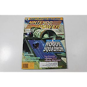 NINTENDO POWER: STAR WARS ROGUE SQUADRON VOLUME 115