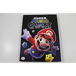SUPER MARIO GALAXY PREMIERE EDITION GUIDE (PRIMA GAMES)