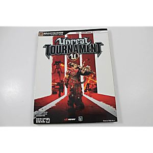 UNREAL TOURNAMENT III OFFICIAL STRATEGY GUIDE (BRADY GAMES)