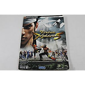 Virtua Fighter 5 (Brady Games)