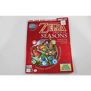 THE LEGEND OF ZELDA: ORACLE OF SEASONS + ORACLE OF AGES OFFICIAL STRATEGY GUIDE (BRADY GAMES)