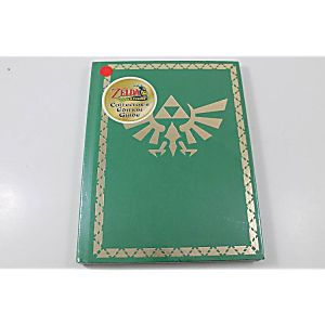 THE LEGEND OF ZELDA: SPIRIT TRACKS COLLECTOR'S EDITION GUIDE
