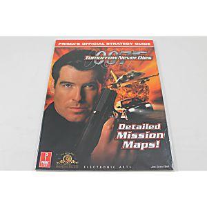 007 Tomorrow Never Dies (Prima Games)
