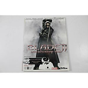 Blade II Official Strategy Guide (Brady Games)
