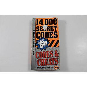 Codes & Cheats: 14,000 Secret Codes