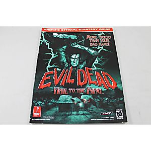 Evil Dead: Hail To The King (Prima Games)