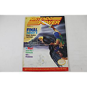 Nintendo Power Volume 30 Final Fantasy II