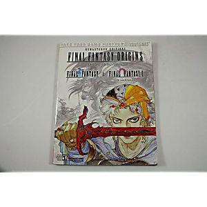 Final Fantasy Origins: Final Fantasy & Final Fantasy II (Brady Games)