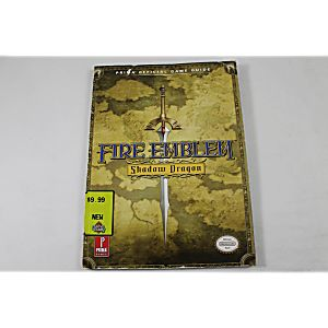 Fire Emblem Shadow Dragon (Prima Games)