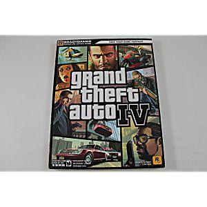 Grand Theft Auto Iv (Brady Games)