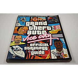 Grand Theft Auto: Vice City (Brady Games)