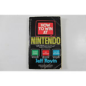 How To Win At Nintendo (Black Book)