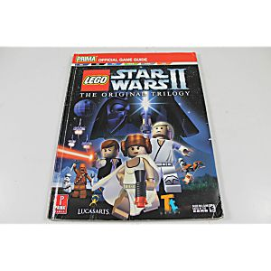 LEGO Star Wars II: The Original Trilogy (Prima Games)