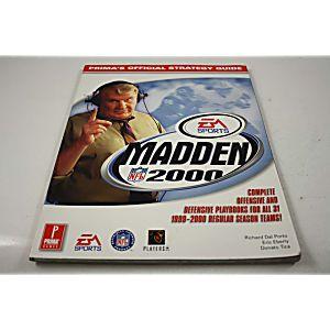 Madden 2000 (Prima Games)