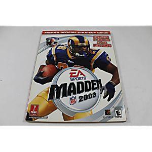 Madden 2003 (Prima Games)