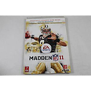 Madden Nfl 11 (Prima Games)
