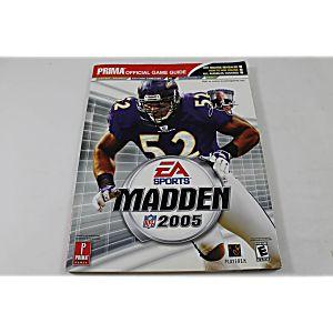 Madden Nfl 2005 (Prima Games)
