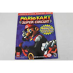 Mario Kart Super Circuit (Prima Games)